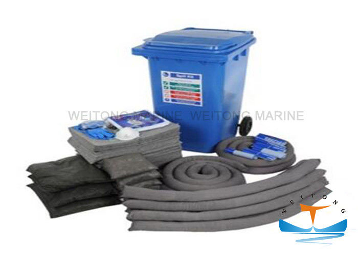 Marine Grey Universal Spill Response Cleanup Kits