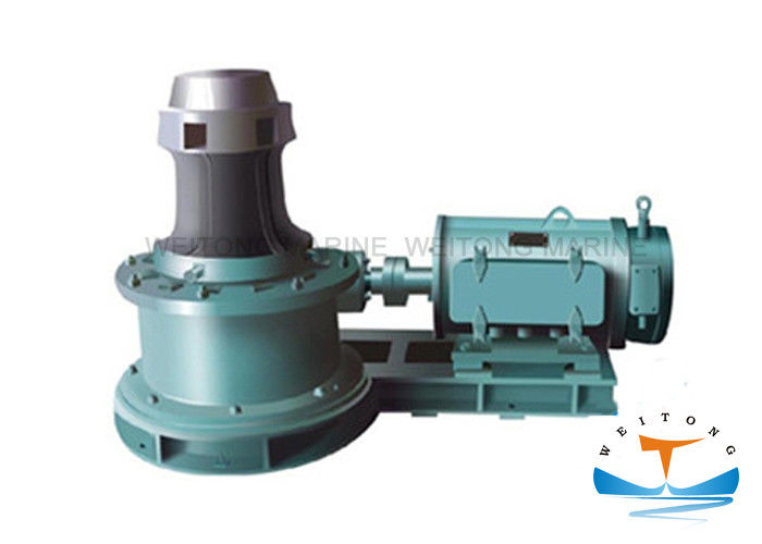 Manual Marine Capstan Winch Horizontal Installation Customer Local Control